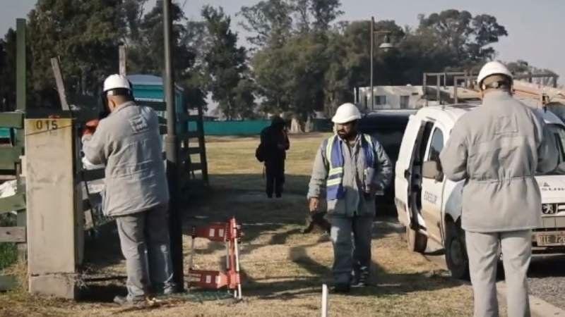 Detectaron robo de electricidad en un country de San Vicente: les cortaron la luz