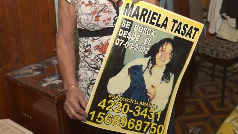 Una chica que buscaron 15 años estaba enterrada en Lanús
