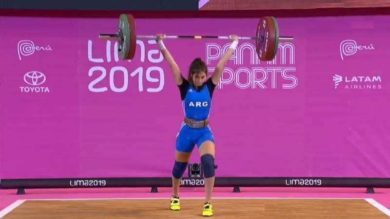 Abril De Cándido tuvo una exitosa participación en los Juegos Panamericanos
