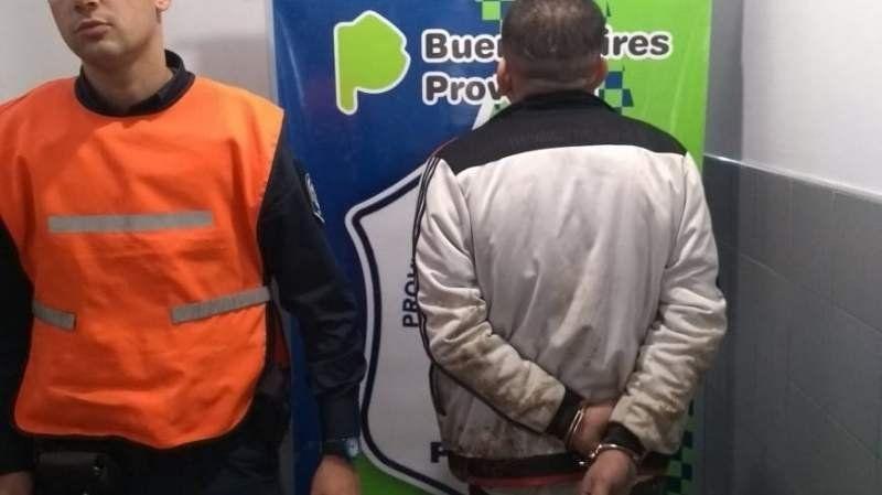 Robó y lo detuvieron en un control policial de Alejandro Korn: tenía antecedentes
