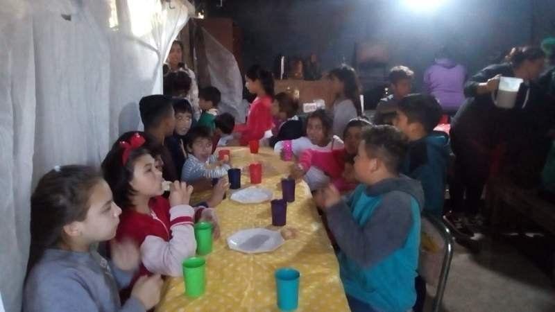 Alejandra tiene un merendero y necesita donaciones de la comunidad