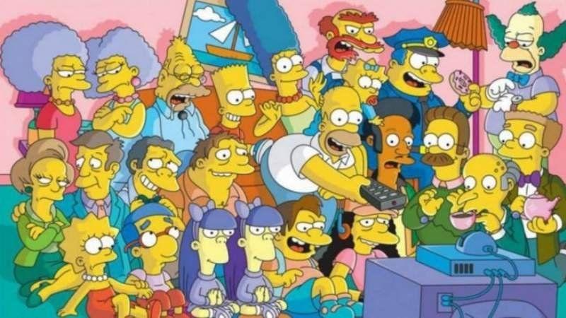 Cuatro personajes de Los Simpsons podrían desaparecer