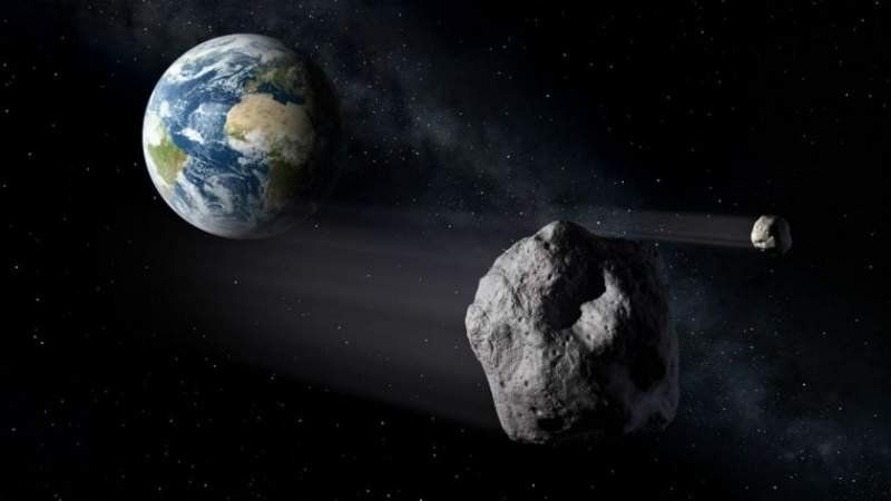 Un nuevo asteroide de gran tamaño se acerca a la tierra