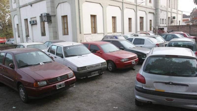 Mega operativo en Alejandro Korn: cayó una banda que robaba autos