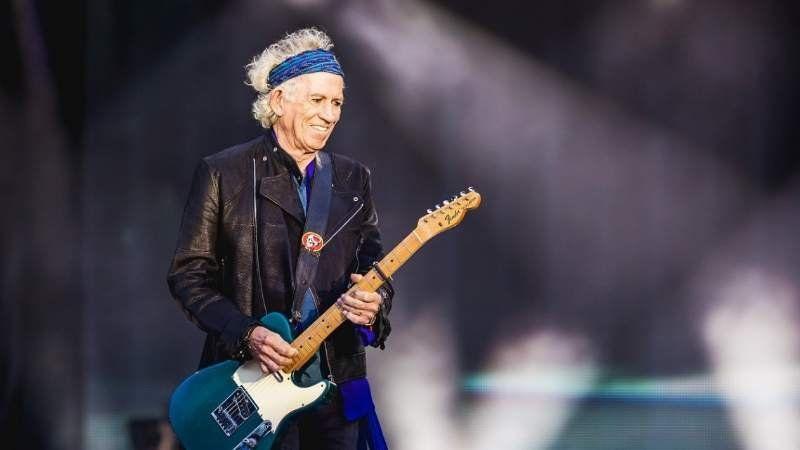 Keith Richards develó cuál es el país más Stone del mundo
