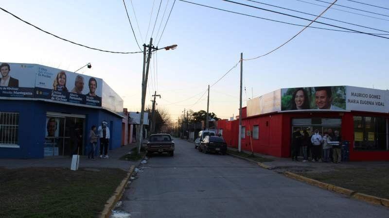 Alejandro Korn supera a San Vicente en cantidad de electores y define la elección