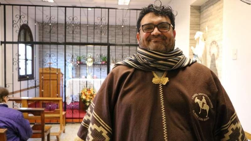 De Luis Guillón a México: el Padre Alejandro dejará la parroquia La Anunciación