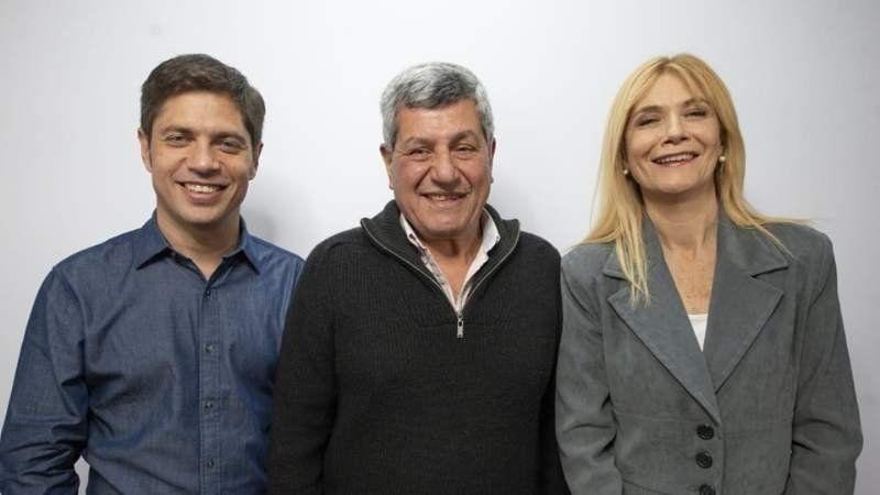 Víctor de Gennaro, un histórico dirigente sindical que promete acabar con el hambre