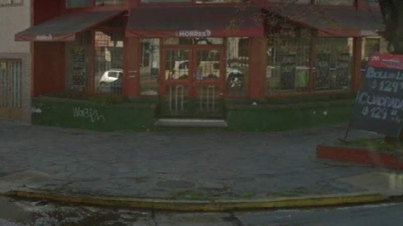 Robaron una famosa carnicería en el centro de Lomas