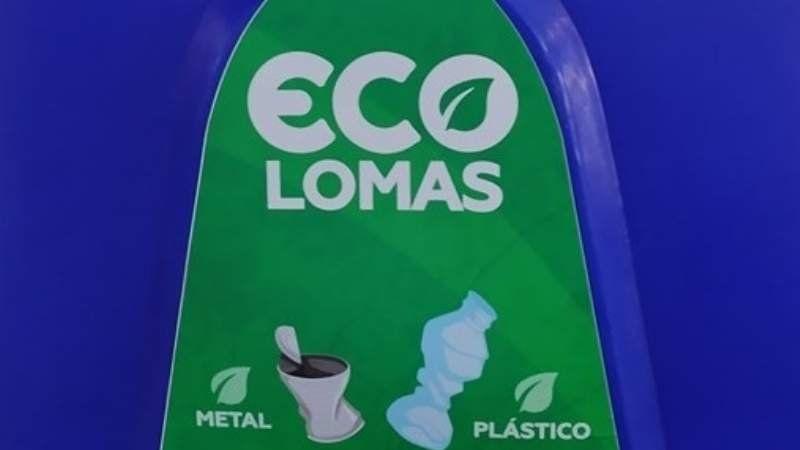 Eco Lomas: un nuevo club del municipio se sumó a la red de puntos verdes