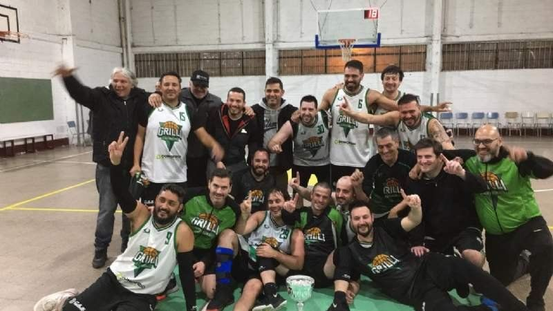 Grilli Basketball salió campeón de la MaxiLiga del Conurbano