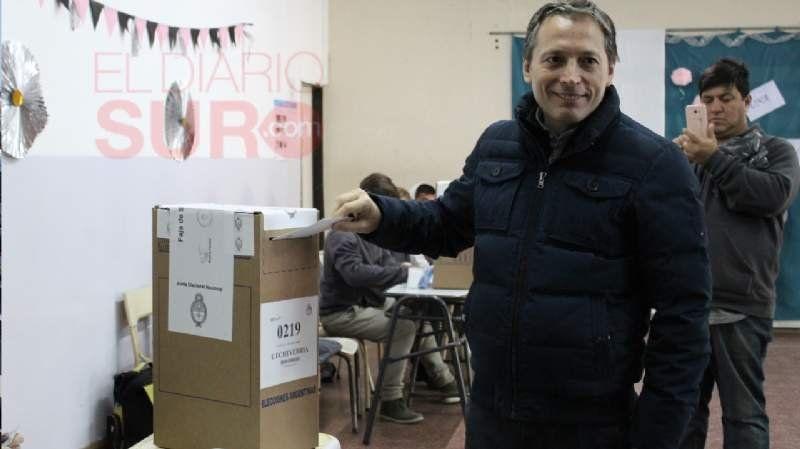 Votaron Magui y Fernando Gray: Fue una campaña intensa