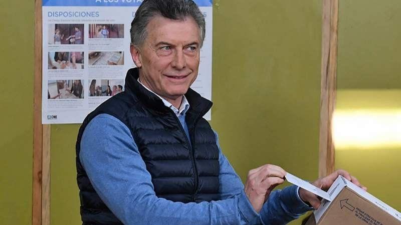 Esta elección define los próximos 30 años, aseguró Macri tras votar