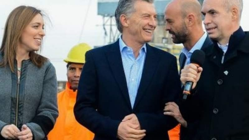 El mensaje de WhatsApp que mandaron Macri, Vidal y Larreta a sus fiscales