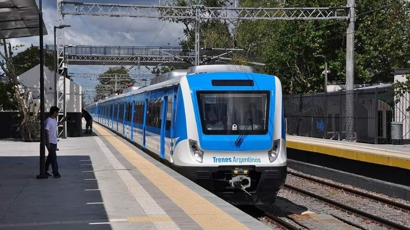 Tren Roca limitado hasta Burzaco por fallas técnicas