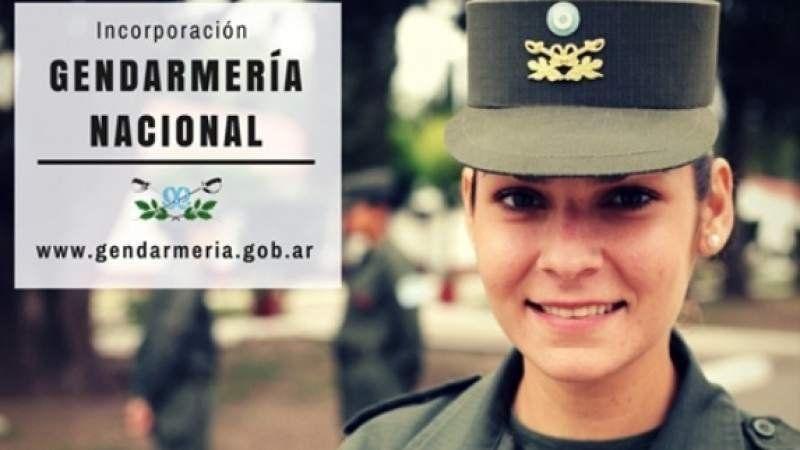 Gendarmería incorpora profesionales varios en todo el país