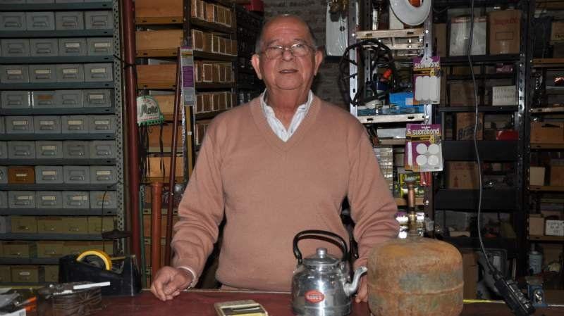 Falleció el comerciante de San Vicente Quimo Galante