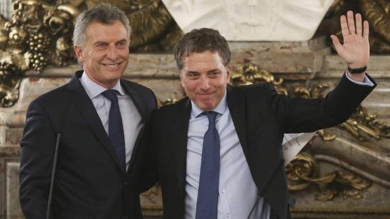 Renunció el ministro de Economía Nicolás Dujovne