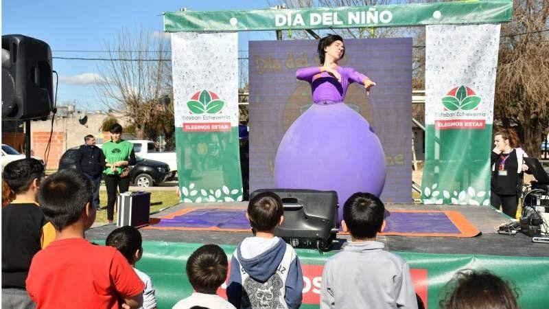 Día del Niño: habrá nueve puntos más donde continuarán los festejos