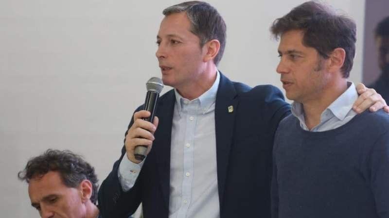 Kicillof y Gray junto a todos los candidatos a intendente de la provincia