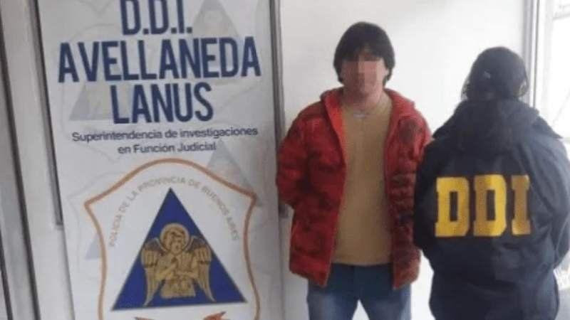 Detuvieron en Avellaneda a un condenado a perpetua que se fugó hace 18 años
