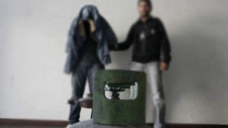Insólito: Entraron a una casa para robarse una garrafa y los detuvieron