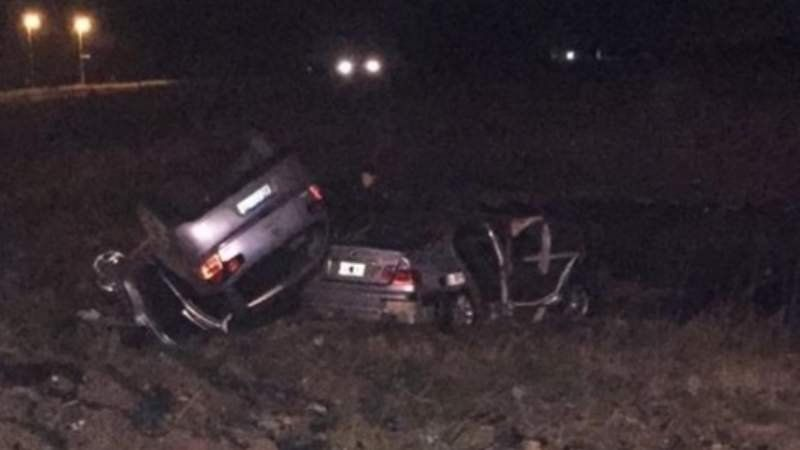 Hubo otro accidente en la rotonda de la ruta 6 después de la muerte del intendente