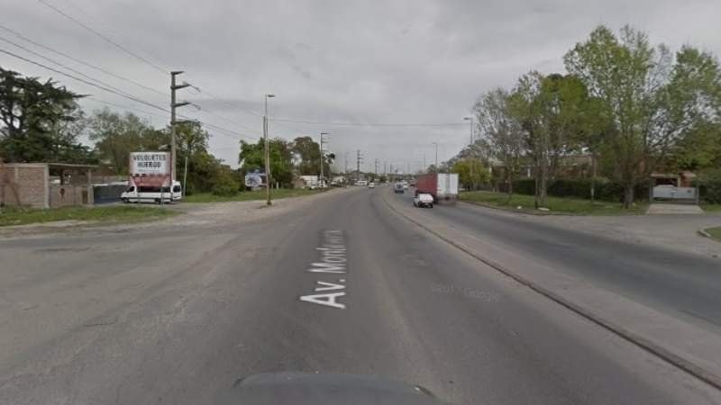Burzaco: Se tiró de una camioneta para evitar ser robado y sufrió graves heridas