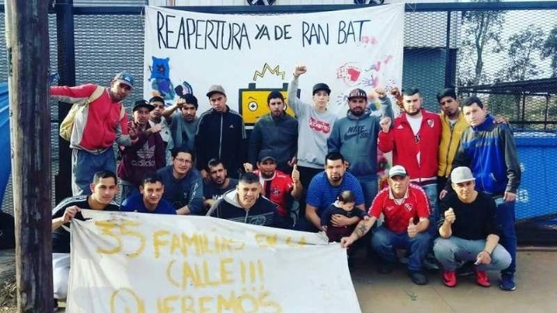 Gran victoria: Trabajadores de Ran-Bat recuperaron sus puestos de trabajo y comienzan mañana