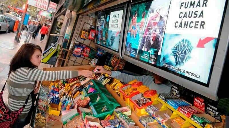 Kioscos en alerta: Aseguran que más de 25.000 locales tuvieron que cerrar