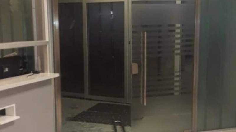 Un hombre entró a los hachazos a la guardia de una clínica en Ushuaia