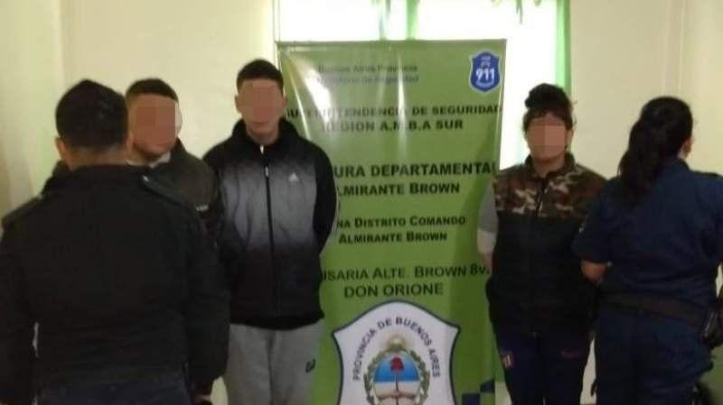 Cayó banda narco en Don Orione: 12 detenidos