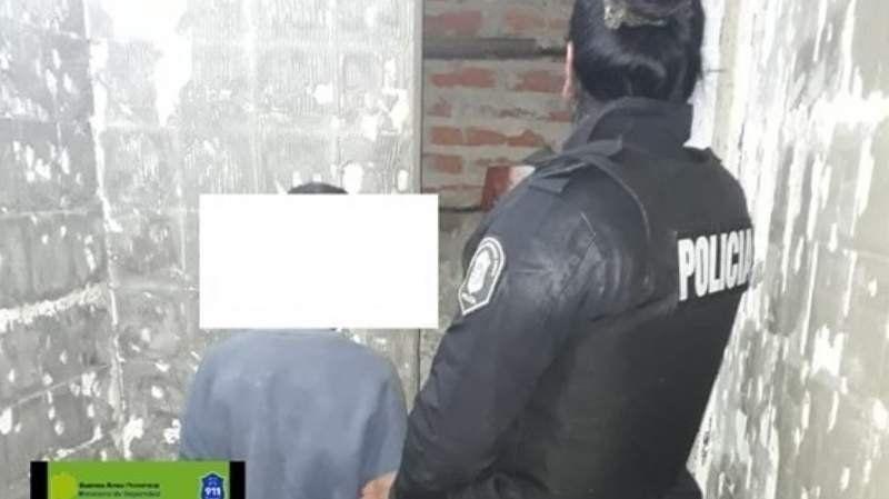 Insólito: Nenes le robaron a un vecino en Burzaco y los aprehendieron