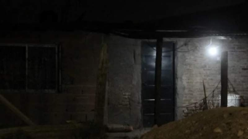 VIDEO: así mataron a la vecina de Villa Fiorito
