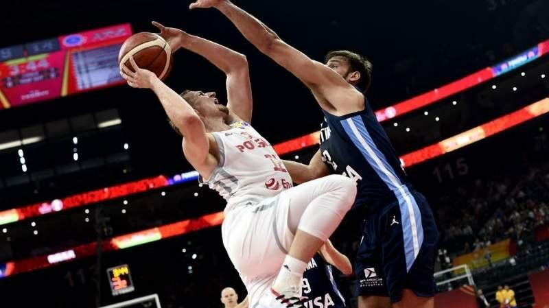 Mundial de básquet: Argentina le dio una paliza a Polonia