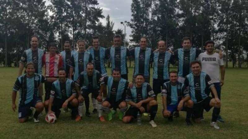 Malibú salió campeón del Torneo Apertura y festejó el ascenso