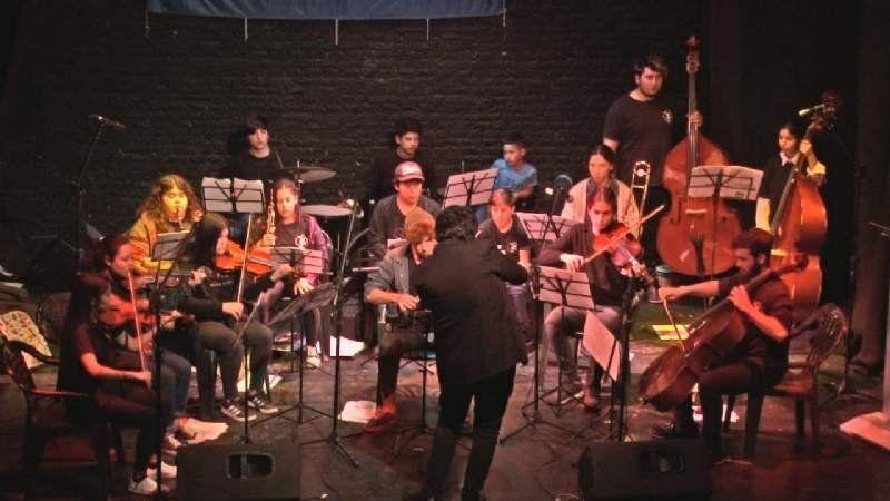 Preparan un concierto de orquesta en la Parroquia San Vicente Ferrer