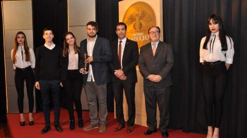 El Diario Sur recibió el premio CADUCEO a la mejor cobertura regional