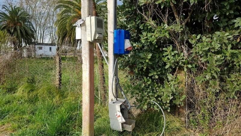 Por un 'atentado' no funciona la VTV en San Vicente y la cola es eterna