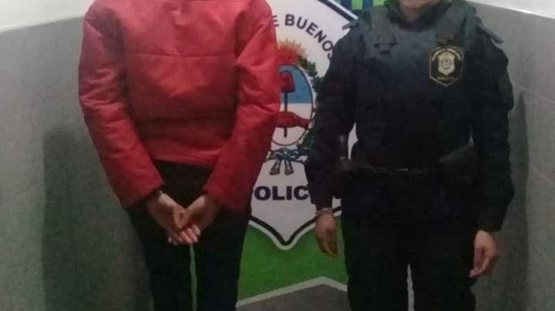 Detuvieron a una vendedora de droga en Korn y también la investigan por abuso