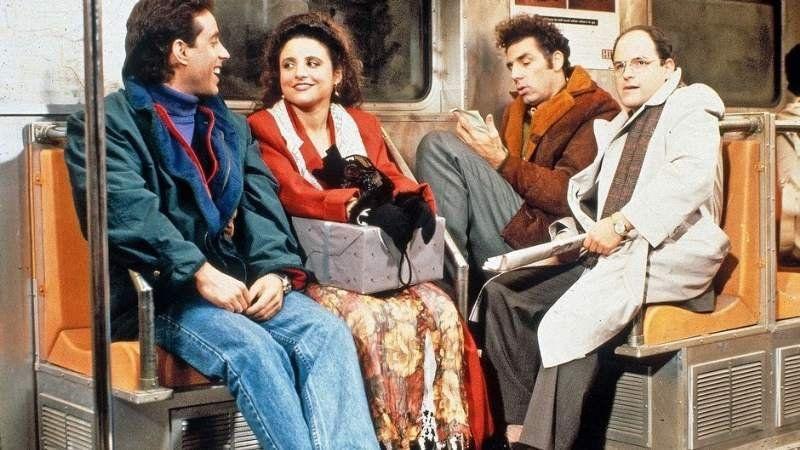 Netflix confirmó la llegada de Seinfeld a la plataforma