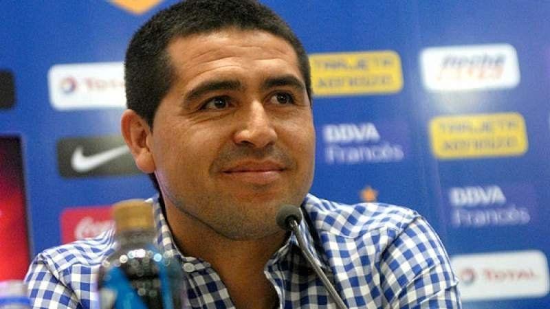 Riquelme confirmó la fecha de su partido de despedida