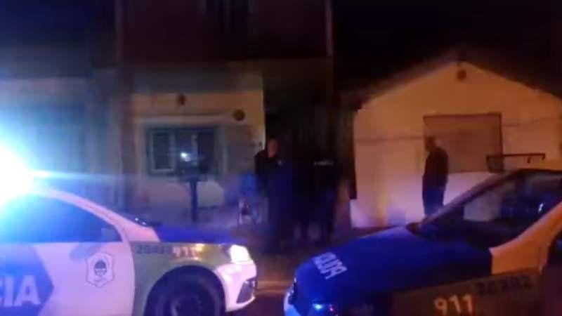 Tiroteo entre policías y ladrones en Monte Grande: dos detenidos
