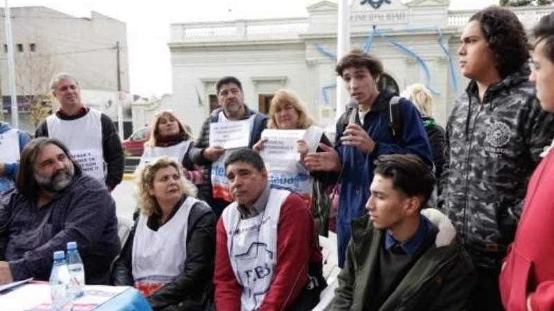 Anuncian un nuevo paro docente a nivel nacional