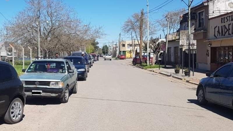 Detuvieron a motochorros tras dos asaltos en San Vicente