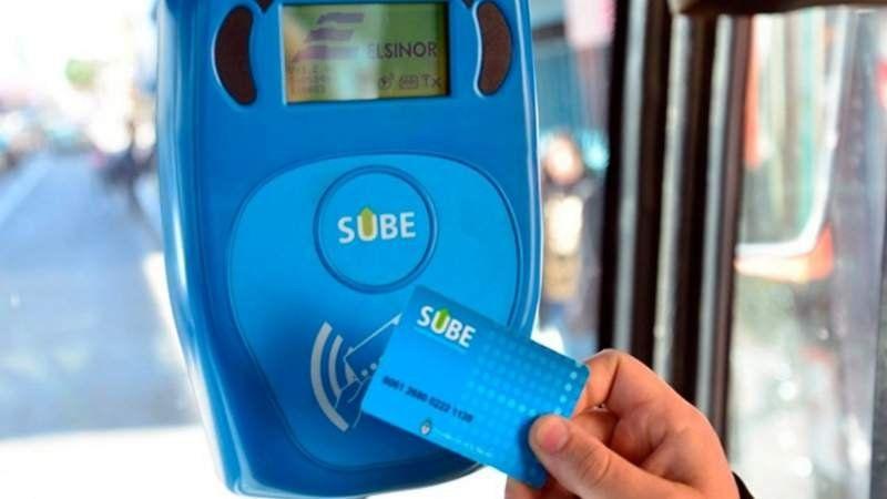 Aseguran que no habrá más aumentos en las tarifas del transporte publico