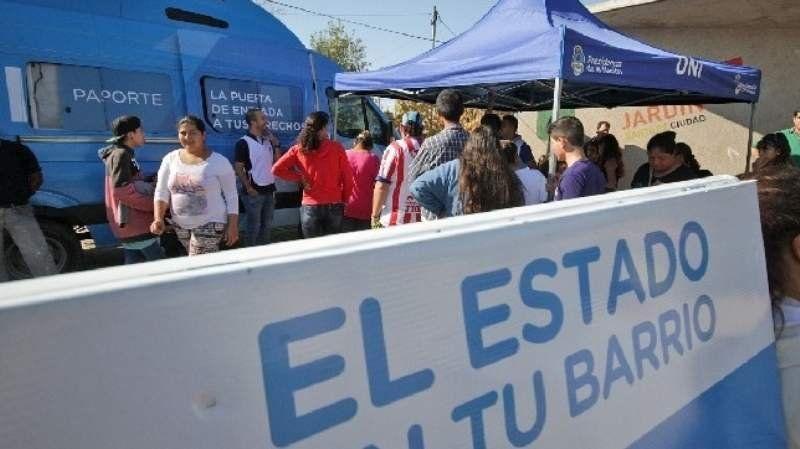 Esteban Echeverría: Mañana vuelve el Estado en tu Barrio