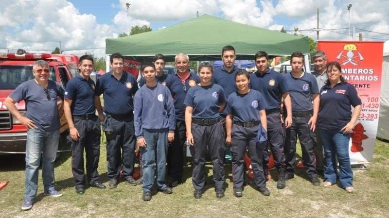 Organizan un show a beneficio de los Bomberos Voluntarios de San Vicente