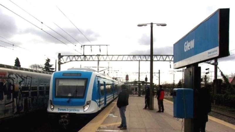 Se suicidó un hombre en las vías del tren en Glew