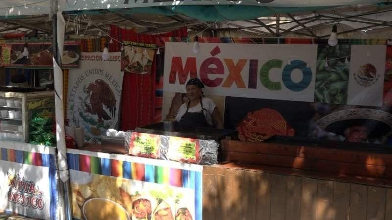 Vuelve la feria de las colectividades a Lomas